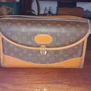 Vintage Louis Vuitton Toiletry Case Huge